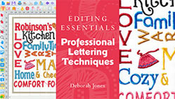 Editing Essentials: Professional Lettering Techniques